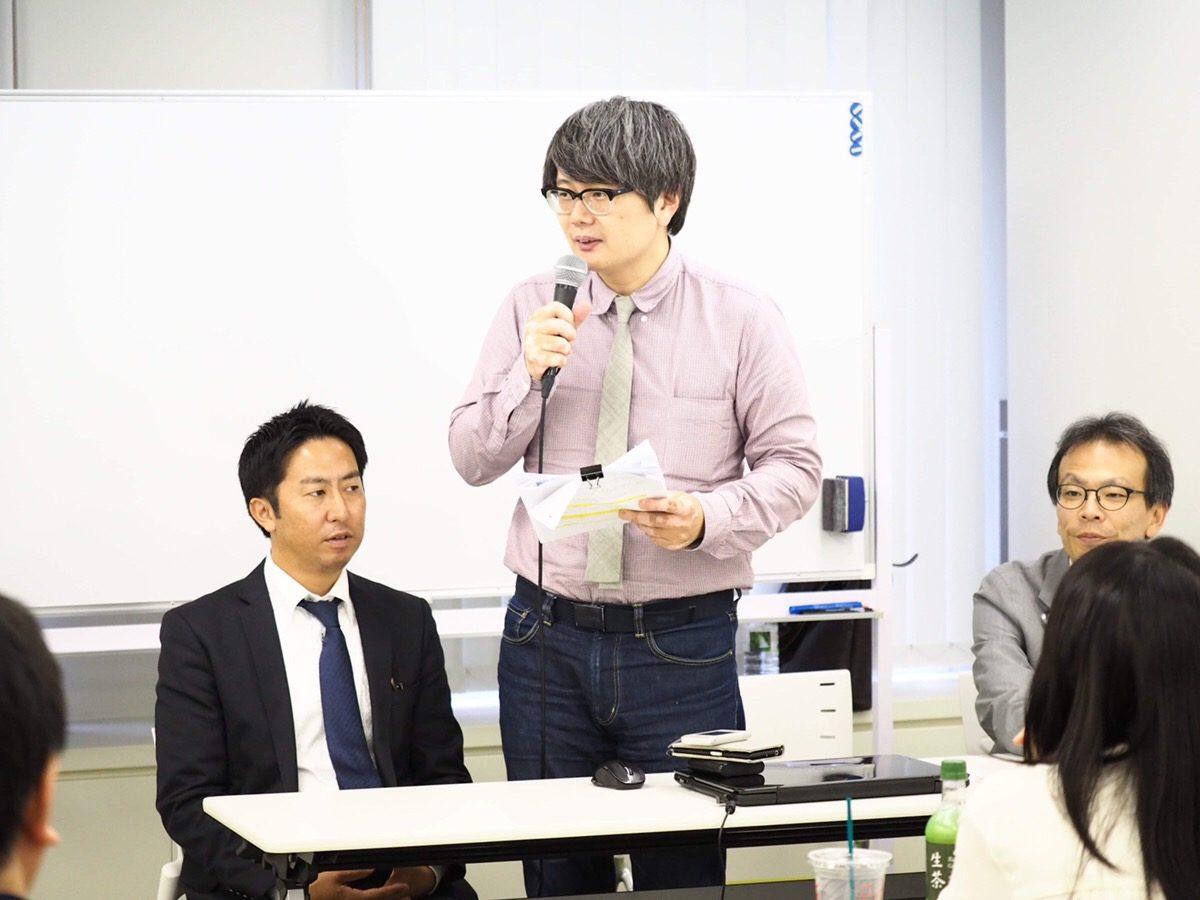 代表取締役社長 兼 編集長の小田実紀